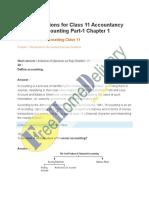 11 accountancy chapter 1