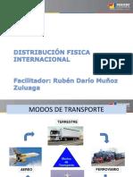 Logistica y Dfi