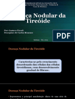 Doença Nodular da Tiróide