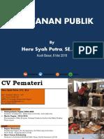 Pelayanan Publik PNS