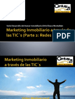 Marketing Inmobiliario a través de las TIC´s