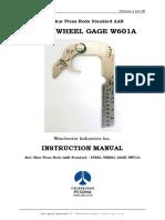 Manual Alat Ukur