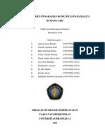 Tugas Komunitas Kelompok 1 (Gizi Buruk Pd Balita)