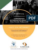 CONIPUB 2019 Editalderesumoseartigos-ConiPUB2019.1890ccc41c7e45dcbe39