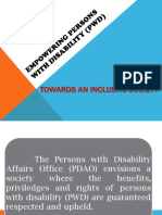 6. Types of Disabilities