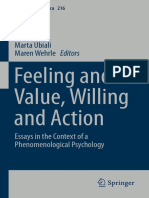 Wehle, Marien and Zahavi, Dan - Phenomenology of Mood, Value