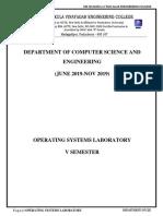 operating system programs