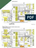 EX3600-5 Plano Electrico e Hidraulico Mitshubisi