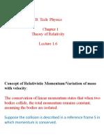 Relativity 6