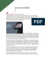 Modelos Empresariales Su Importancia Inv.