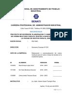 01. Proyecto Ofcial de Inversion