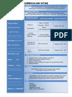Muhammad Sharif Job CV | TECHNOITSCHOOL