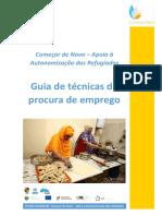 Guia de Técnicas de Procura de Emprego