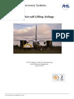 Aircraft Lifting Airbags