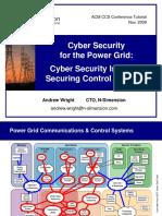 Cyber Security External
