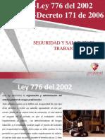 LEY 77-2002 Y DECRETO 172-2016