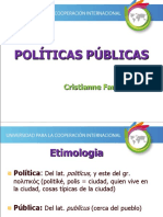MACRO POLITICAS PUBLICAS .ppt
