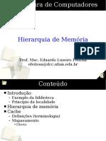 Hierarquia Memoria