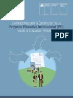 PEI Proyecto educational