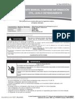 WT2150S Manual de Uso Cuidado e Instalacion