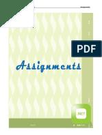 C# Assigments