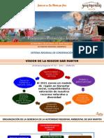 Sistema Regional Conservación - Ara