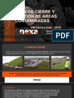 2019.09.16 Rca Plan de Cierre