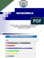 Primeira Aula sobre introdução à bioquímica (Universidade pedagógica de Moçambique)