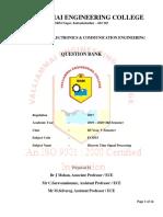 Ec8553 - Dsp - Srm Qb