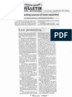 Manila Bulletin, Sept. 26, 2019, Law protecting sources of news expanded.pdf