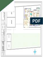 Ground Floor Layout Plan (Inam Sahib)