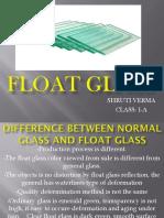 Float Glass Esc