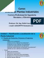 2 Producto Diseño de Plantas Industriales