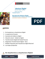 Presentacion sobre Arquitectura Digital