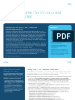 Ccnp Enterprise at a Glance