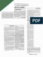 Philippine Star, Sept. 26, 2019, DOTr drops bid for traffic emergency powers.pdf