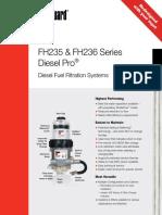 FH235 & FH236 Series Diesel Pro Flyer