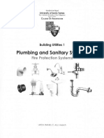 BU1 Plumbing & Sanitary Systems