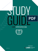CAMS6 Study Guide Sample