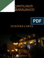 Carta Acantilado