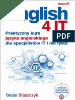 English 4 IT. Praktyczny kurs języka angielskiego dla specjalistów IT i nie tylko.pdf