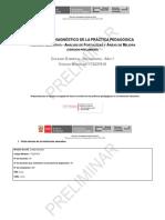 F3_1 Reporte Del Diagnostico de La Práctica Docente