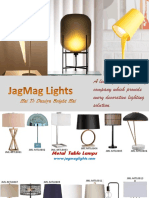 Table Lamps Catalogue