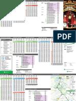 Bus Timetable 110 20190519
