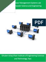 database lab manual