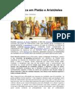 A Metafísica em Platão e Aristóteles.docx