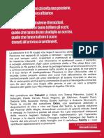 Teatro Manzoni presentazione stag. 19-20 + info utili