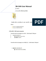 USB-CAN User Manual(v7.0)