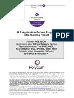 IWR 0280 Ed01 Polycom AudioConference OmniPCXEnterpriseR12.1