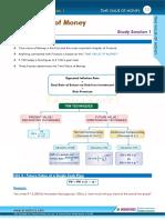 Time Value of Money Summary Notes by CA Gaurav Jain Sir